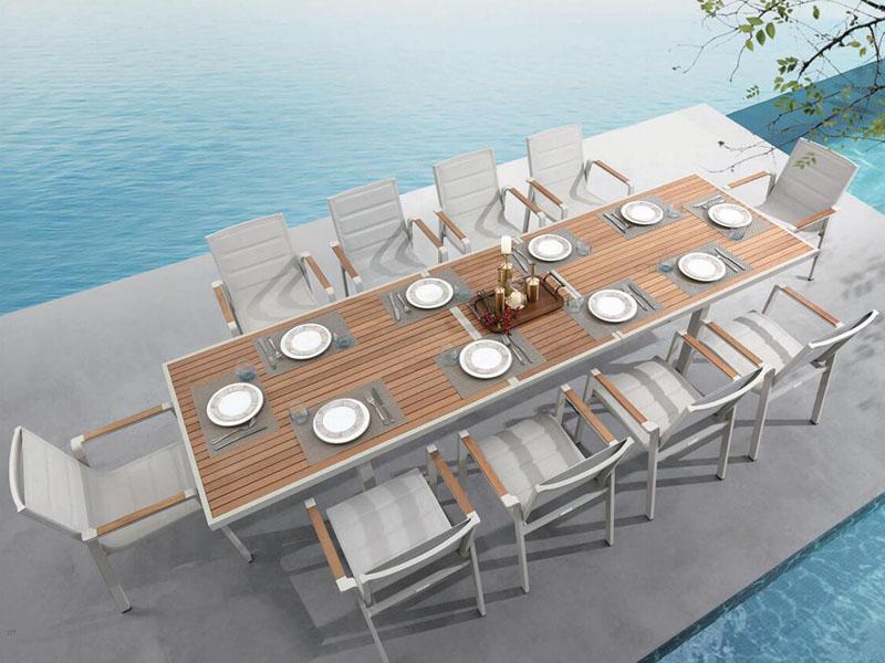 诺菲2.0高级餐桌椅